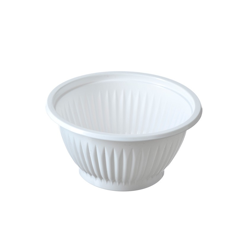 M-201 PP Bowl (White) 1000 / ctn