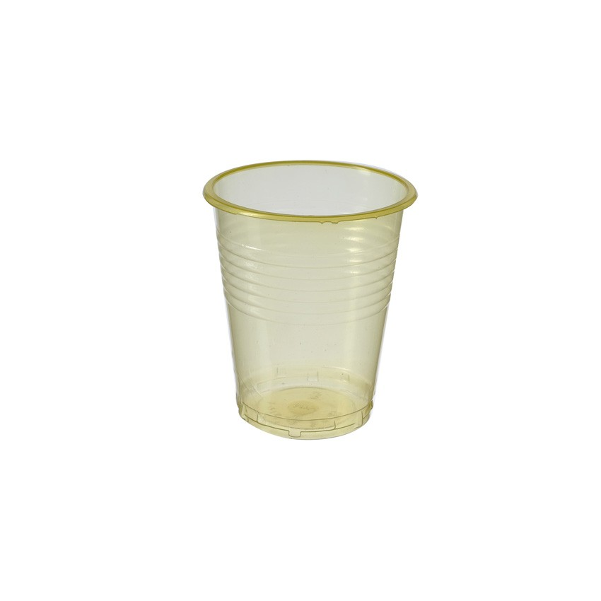 6.5 oz PP Cup (V170 Yellow)