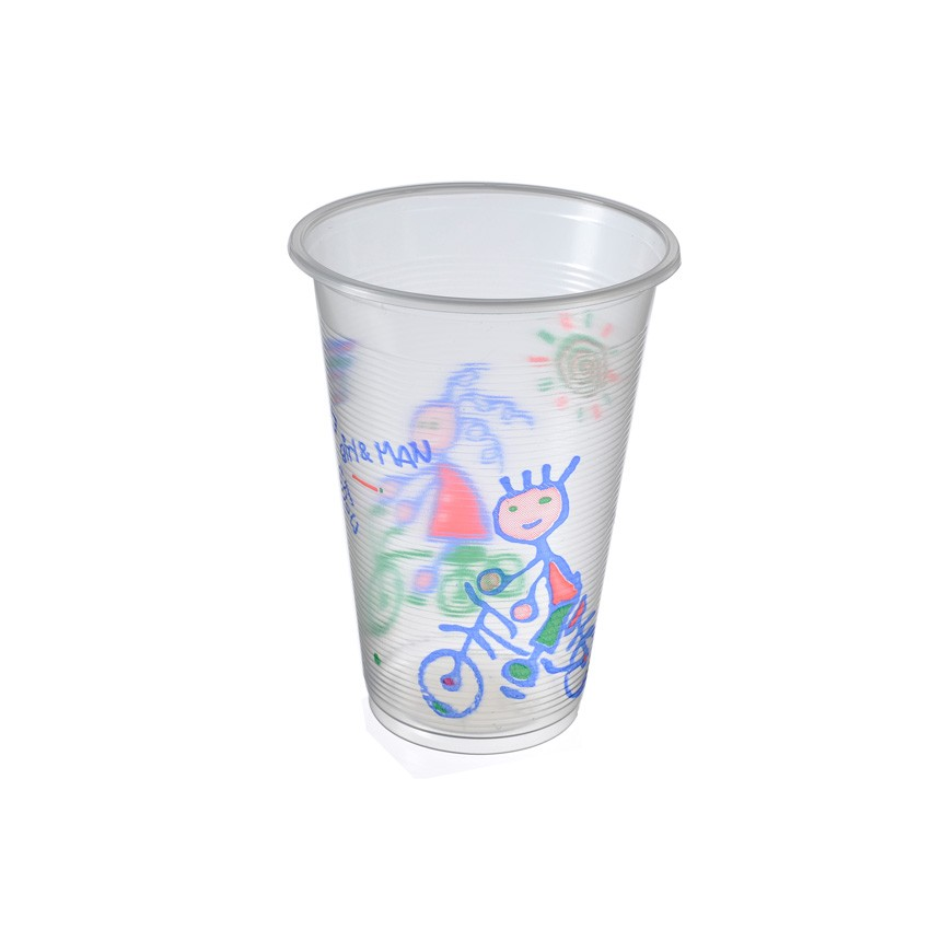 A0 500 PP Cup (Color Picture)
