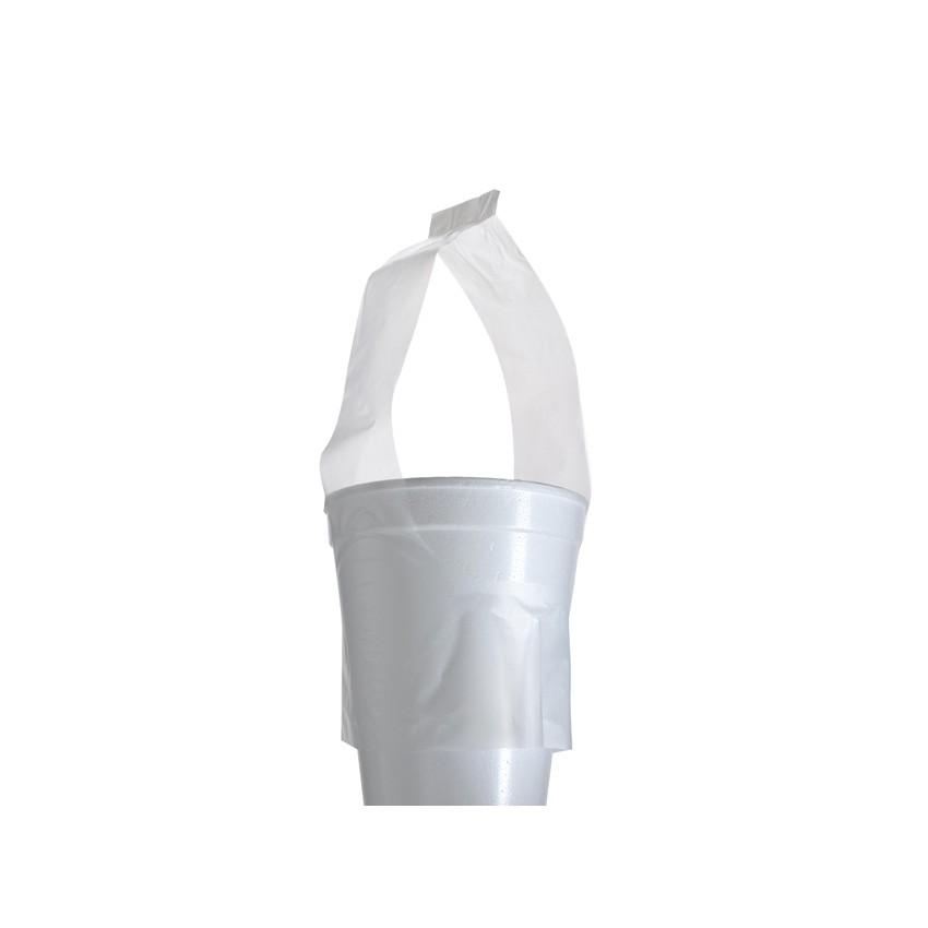 12 oz T Shape Carrier White