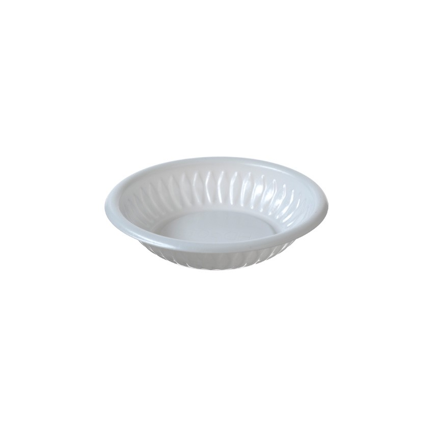 Sauce Plate A (White)