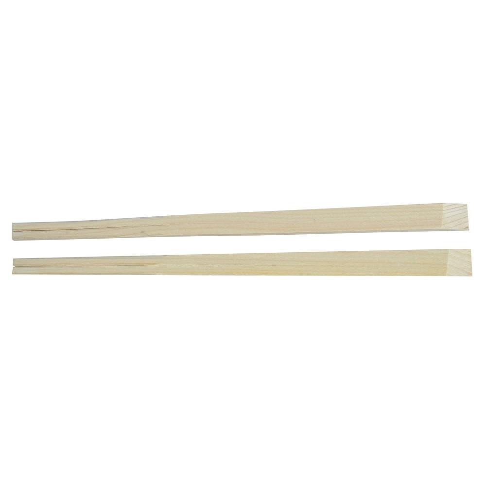 "8"" Bamboo Tensoge Chopstick (3000pairs/ctn)"