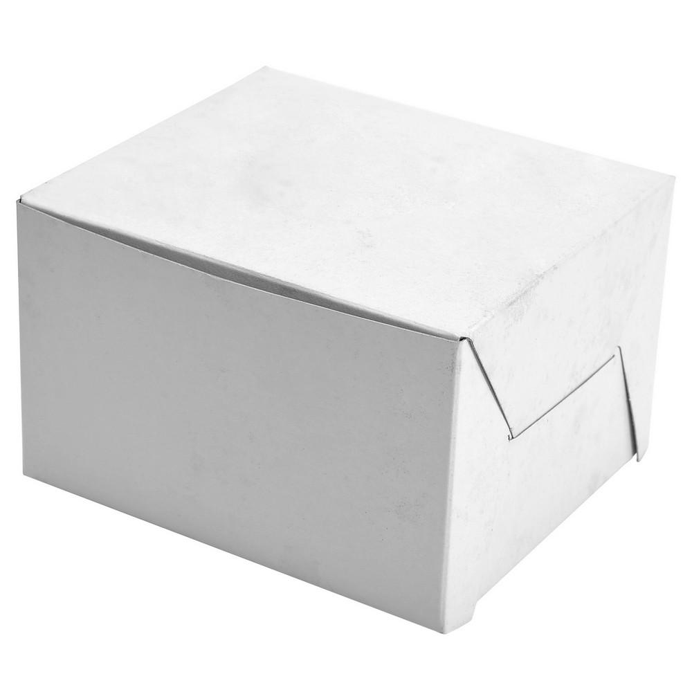 """White Paper Box ( 5 x 4 x 3"""" )"""