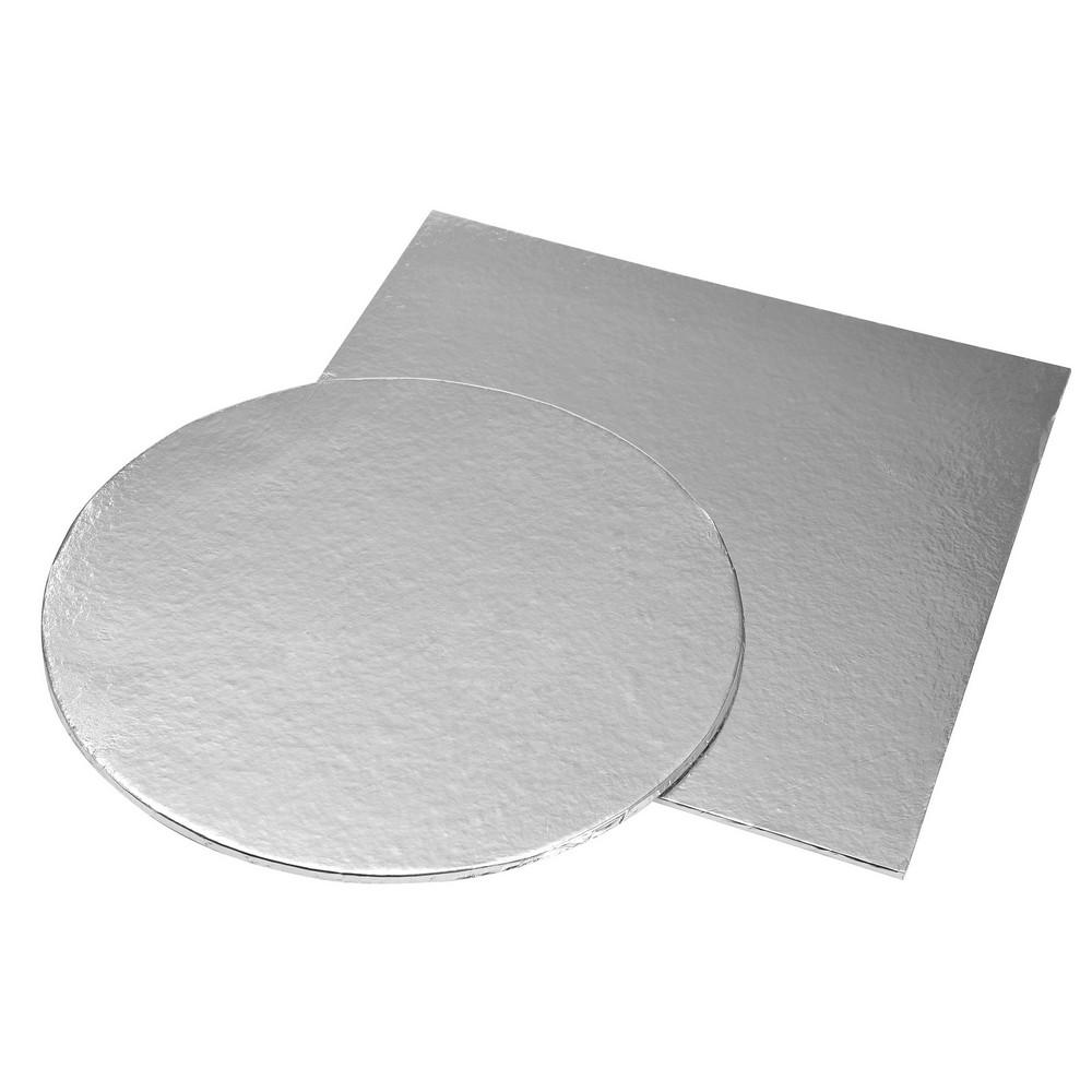 "6"" Cake Board (Round)(100pcs/pkt)"
