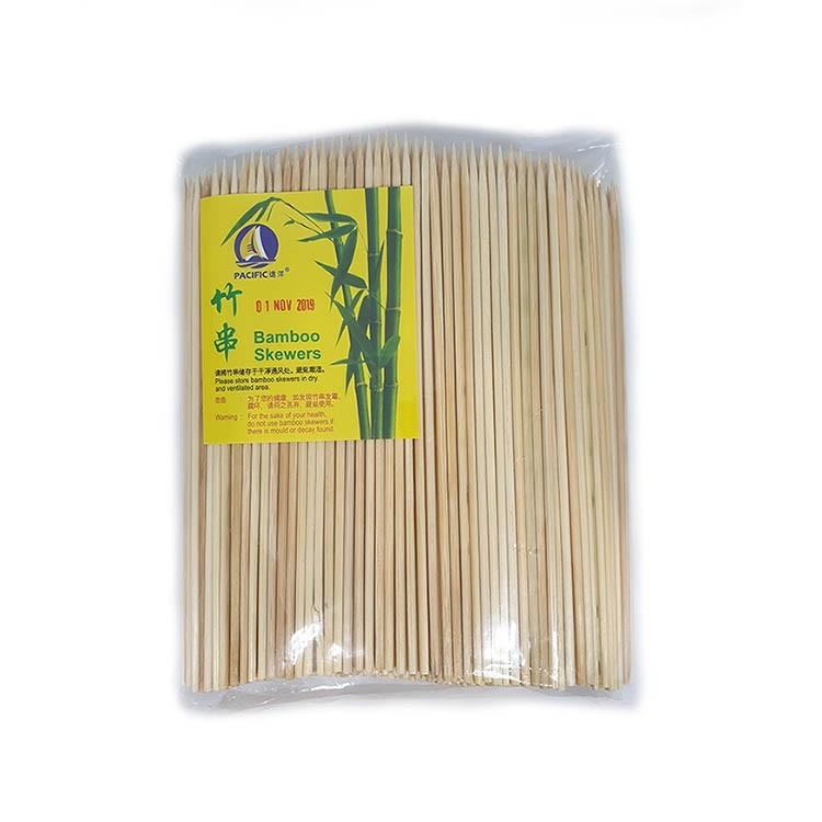 "7"" Bamboo Skewer ( 180 x 3mm )( 20Kg/Ctn )"