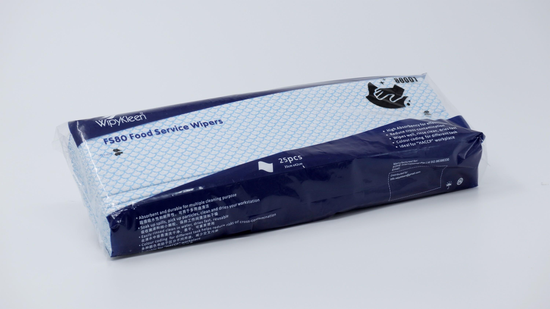 Wipykleen FS 80 Wipers (Blue)