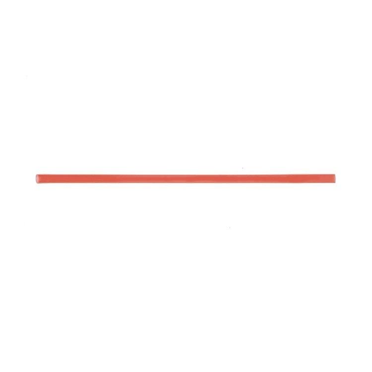 """9"""" Straw  ( Red )"""