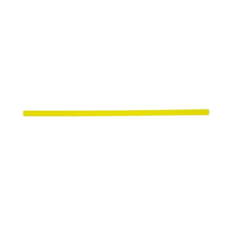 """9"""" Straw  ( Yellow )"""