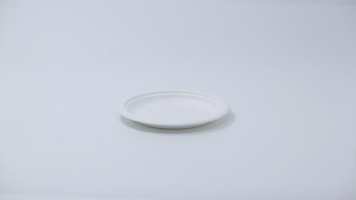"""6"""" Eco Plate(Corn Starch)(CYD 06-02)"""