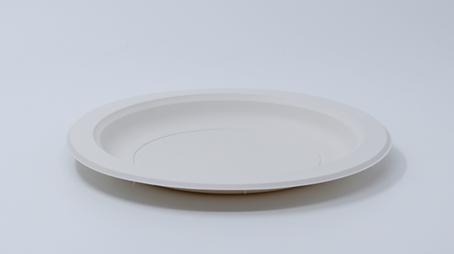 """9"""" Eco Plate(Corn Starch)(CYD 09-02)"""