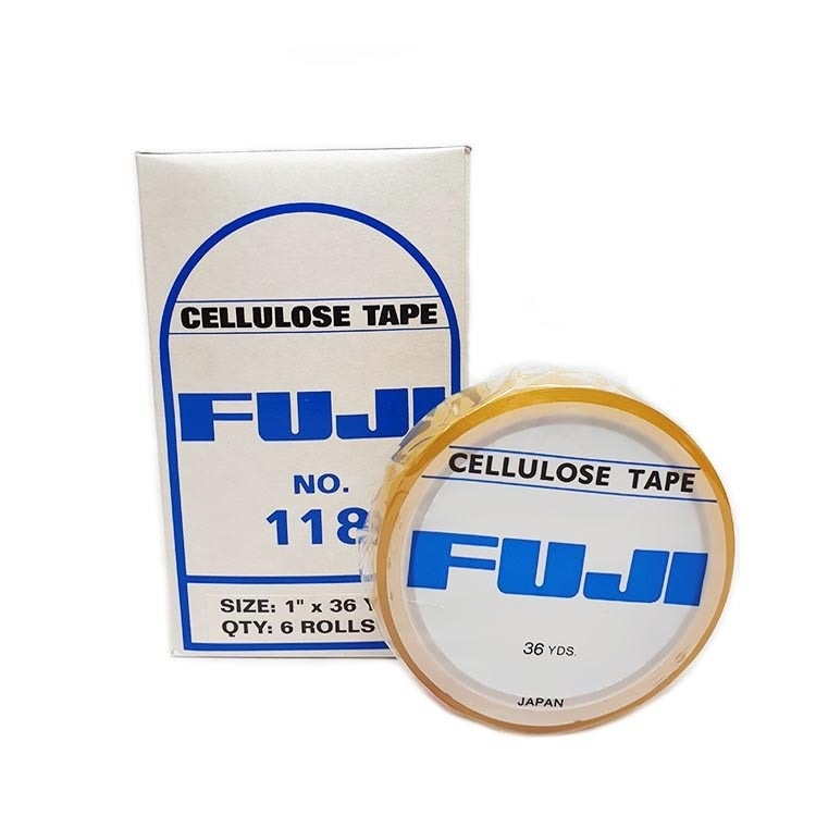 """Cellulose Tape 1"""" x 36 YDS (24mm)"""
