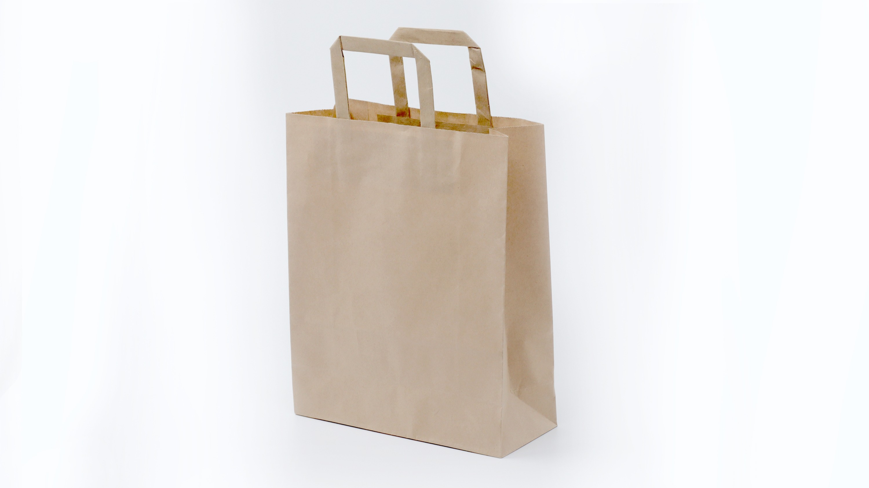 #60 FFH BROWN BAG (PAPER-PAK) WITH HANDLE