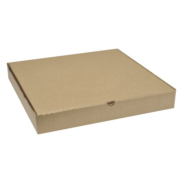 PIZZA BOX BROWN