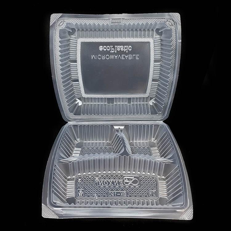 BX-190 3 COM. PP Lunch Box