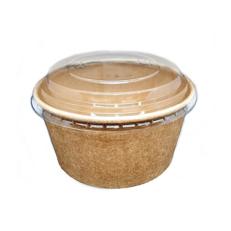 1000ml Kraft Paper Salad Bowl 32oz
