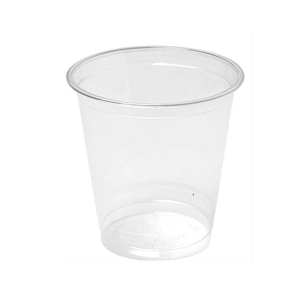 8 oz PET CLEAR CUP