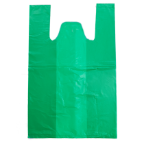 100% Medium Bags ( Plain Green ) (全青)