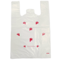 Medium Bags (White - Lion) 中花 ( D )