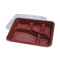 5 Com PP Bento BOX