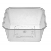 Microware SQ650 Square Container