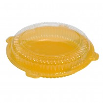 "P1002-H2 ""Yellow"" Cont. & Lid (100sets/ctn)"