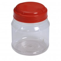 SU 375 Pet Jar with Red Cap  (40Pcs/Bag)