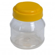 SU 226 Pet Jar with Yellow Cap (54Pcs/Bag)