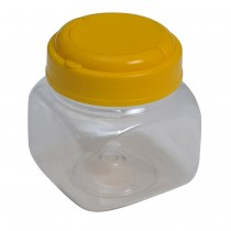 SU 220 Pet Jar with Yellow Cap (77Pcs/Bag)