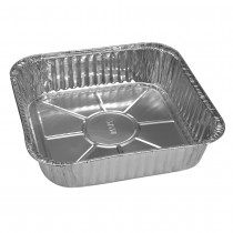Aluminium Square Pan No 51550