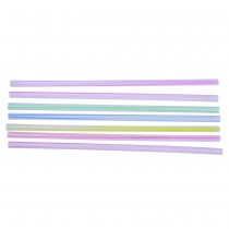 "8""Stripped Colour Straw(BD-620SS)"