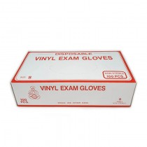 Vinyl Disposable Gloves ( Small-R) Rui Yang