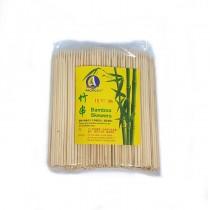 """5""""吋 Bamboo Skewer( 120 x 2.5mm )( 500g x 24 pkt / 12kg)"""