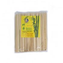 """6""""吋 Bamboo Skewer ( 150 x 2.5mm )( 500g x 24pkt / 12kg)"""