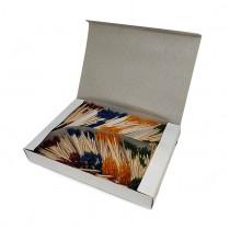 """2.5""""  Frill Toothpicks (1000 Pcs / Pkt)"""