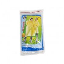 Disposable PE Rain Coat (Mix Colour)