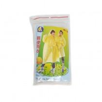 Disposable PE Rain Coat (Transparent)