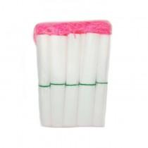 Noodle Bag  (8 x 8 x 0.03) (A)(Thick-Pink)