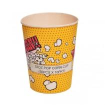 32oz Paper Popcorn Cup