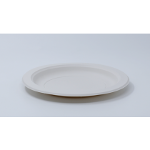 "9"" Eco Plate(Corn Starch)(CYD 09-02)"
