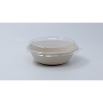 1000ml Bagasse Salad Bowl (KS-B032U)