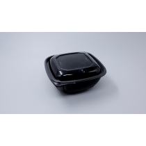 32 oz Black Salad Bowl (15032M-BK)