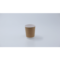 8 oz Double Wall Cup