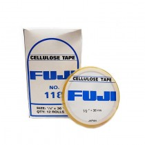 "Cellulose Tape 1/2"" x 36 YDS (12mm)"