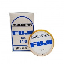 "Cellulose Tape 3/4"" 18mm (8roll/box)"
