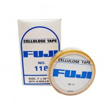 "Cellulose Tape 1"" 24mm (6roll/box)"