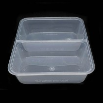 Microware MS 1200D 2 Com. Container (50's x 6pkt)