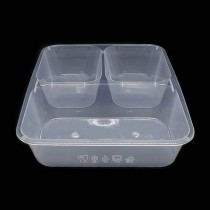 Microware MS 1200TS 3 Com. Container (50's x 6pkt)