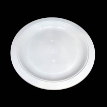 "MS 180P 7"" Plastic Plate(White)(白色)"