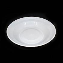 MS 200P Plastic Plate (White)