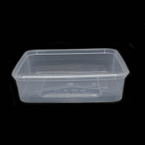 MS SQ700 Square Container (50pcs X 6pkt)